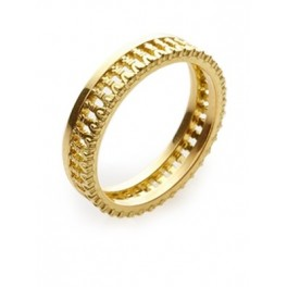 Intricate Decorative Edge Ring