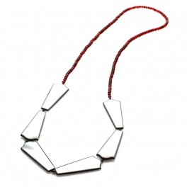 Frame Fragment Necklace